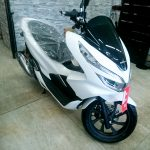 PCX150ABS納車しまーす✨